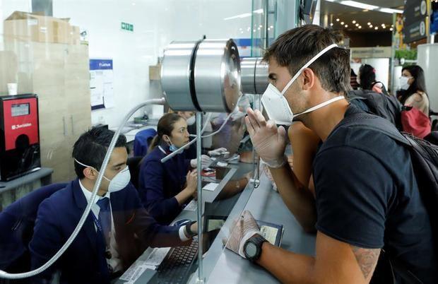 Latam Brasil prevé reducción entre 30 % y 40 % de demanda de vuelos para 2021