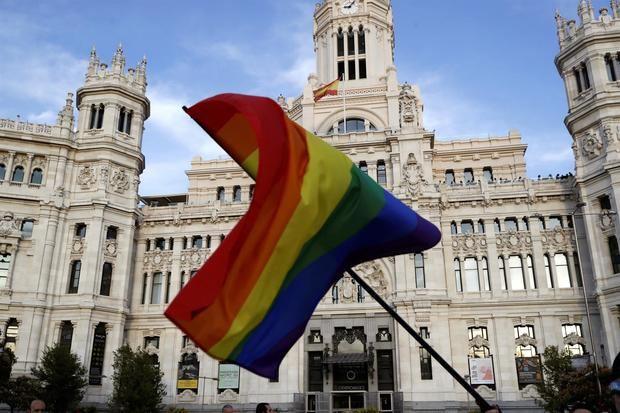 El Orgullo LGTBI vuelve a las calles de Madrid para declamar derechos trans