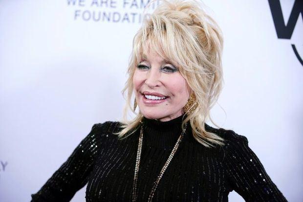 Cantante estadounidense Dolly Parton.