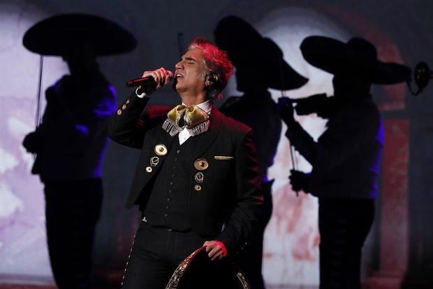 Alejandro Fernández anuncia gira otoñal por Europa con un disco mariachi