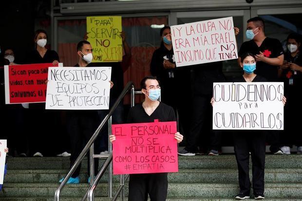 Panamá llega a mil muertes por la Covid-19 y decreta un día de