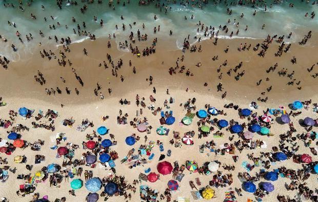Brasil registra 14.768 contagios y 415 muertes en últimas 24 horas por Covid-19