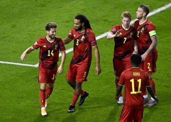 Dan a conocer el nuevo ranking de selecciones de la FIFA.