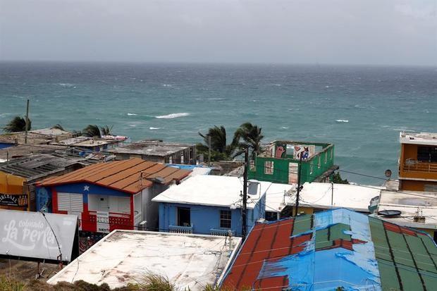 Isaías deja copiosas lluvias a su paso por Puerto Rico y las Antillas Menores