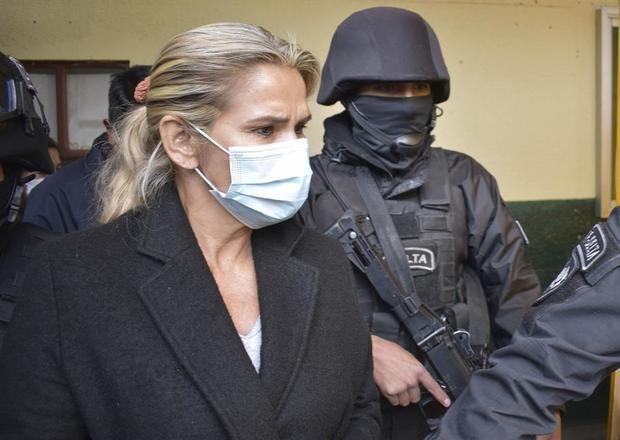 La Justicia boliviana rechaza otra apelación por la detención de Jeanine Áñez