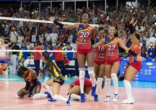 3-0 República Dominicana asegura boleto a sus terceros Juegos Olímpicos