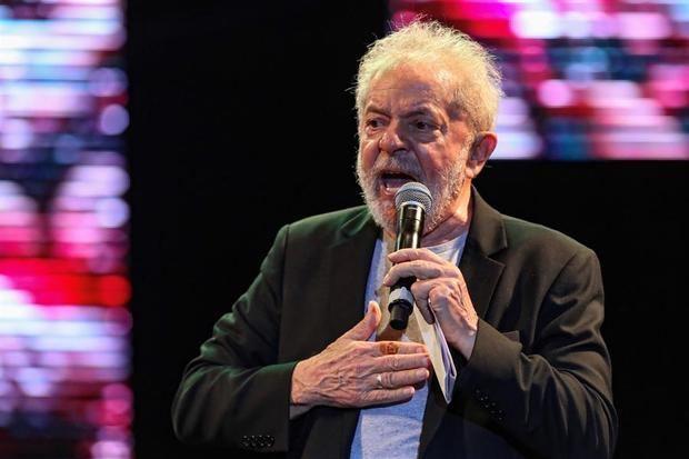Lula cumple 75 años alejado del ring y pendiente de sus procesos judiciales