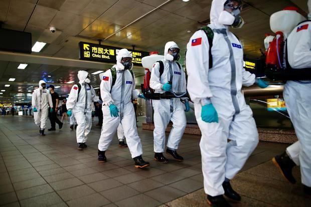 El rebrote de Taiwán se agrava con 2 muertos por covid-19 y 245 nuevos casos