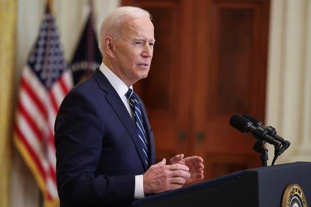 Biden condena la matanza en Birmania: