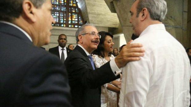 Medina recibirá al presidente electo Abinader .