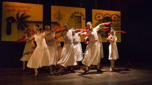 Teatro Popular Danzante República Dominicana.