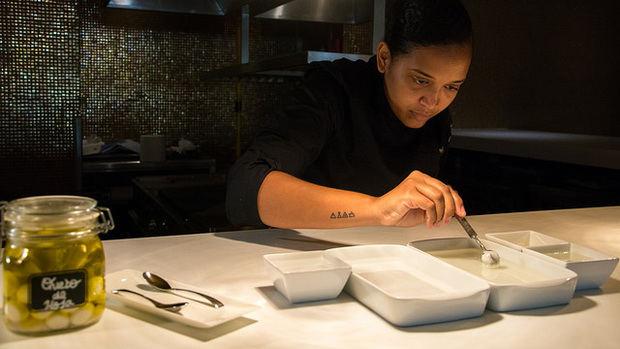 La chica comenzó a dedicarse a la gastronomía desde los 13 años de edad