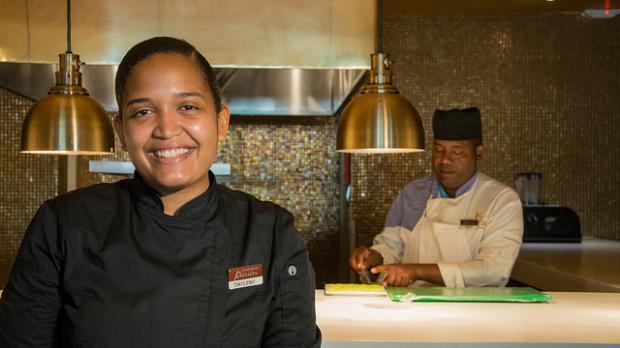Dayleny Domínguez: la cocina es mi pasión
