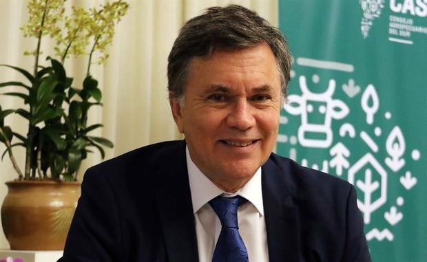 El director del Instituto Interamericano de Cooperación para la Agricultura (IICA), Manuel Otero.