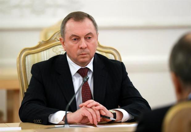 Ministro bielorruso dice que se ha evitado una revolución a la ucraniana.