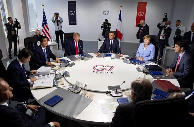 La cumbre del G7 de junio en EE.UU. se hará por videoconferencia por el COVID-19