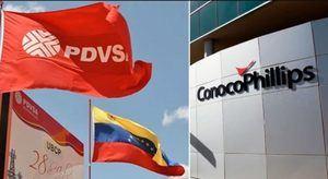 Banco Mundial: Venezuela debe pagar más de 8.000 millones de dólares a ConocoPhillips