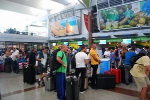 RD espera solución a personas varadas por paro de vuelos con Boeing