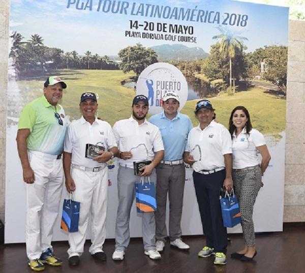 Equipo de Miguel Feris gana el Pro-Am del Puerto Plata DR Open PGA Tour LA