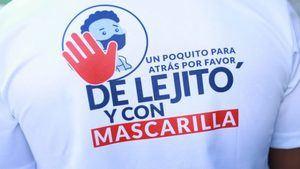 "Mily Pérez C: Provincia Salcedo inicia campaña ""De Lejito y con Mascarilla""."