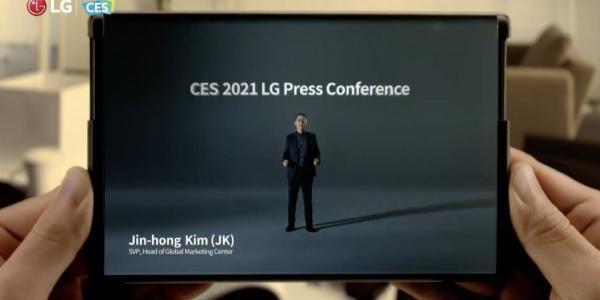 LG se alza con premios a mejor TV y smartphone en CES 2021
