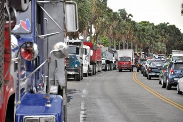 Instituciones pondrán en marcha Plan Piloto para regular paso vehículos pesados en DN.