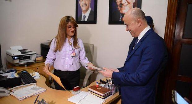 Domínguez Brito llama a debate público a los precandidatos y aspirantes a la presidencia