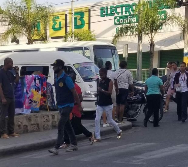 Las provincias Santo Domingo, Valverde y el Distrito Nacional fueron las demarcaciones donde la Dirección General de Migración, DGM.