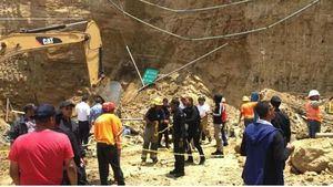 Tres muertos por derrumbe en área de construcción de hotel en R.Dominicana.