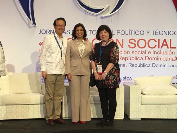Experta taiwanesa dicta conferencia sobre promoción del desarrollo infantil temprano