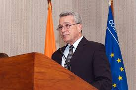 Ministro de Industria, Comercio y Mipymes, Nelson Toca Simó,