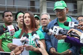 Marcha Verde convoca a jornada nacional de movilización el 29 de octubre