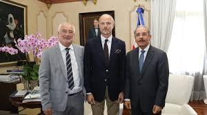 Medina recibe a primeros inversionistas turcos en zonas francas en el país