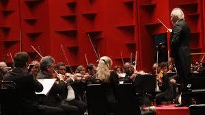 Sinfonía Nacional de Cuba.