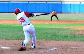 Jugadores de Cuba.