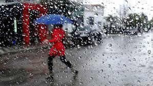 Pronostican incremento en las lluvias para este fin de semana