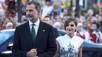 Los Reyes de España llegan a Nueva Orleans al comienzo de su gira por EE.UU.
