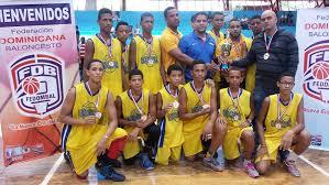 DN, San Cristóbal, Sto. Domingo y Moca a semifinal justa nacional basket U-16