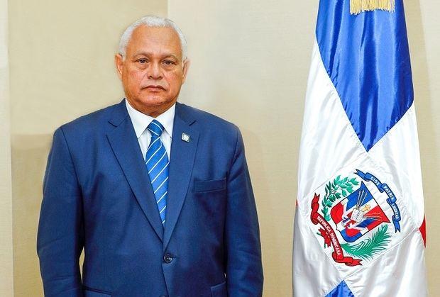 Contralor general de la República, Luis Rafael Delgado.