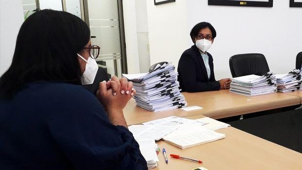 Organizaciones depositaron documentos para la elección de instituciones que compondrán el pleno del CES.