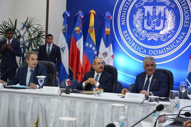El encuentro debería producir un acuerdo definitivo entre las partes