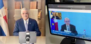 Vargas pide a la Unión Europea equidad en el comercio y apoyo al turismo
