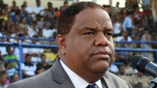 El delegado electoral del Partido de la Liberación Dominicana (PLD) ante la Junta Central Electoral (JCE), Danilo Díaz.