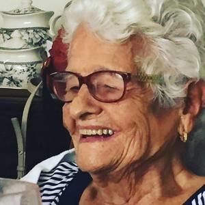 Doña Ligia Portalatín Vda. Moreno.