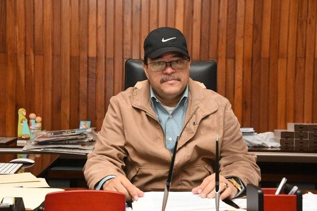 Elías Otoniel Pérez.