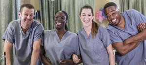 La OMS y sus asociados hacen un llamamiento urgente para que se invierta en el personal de enfermería.