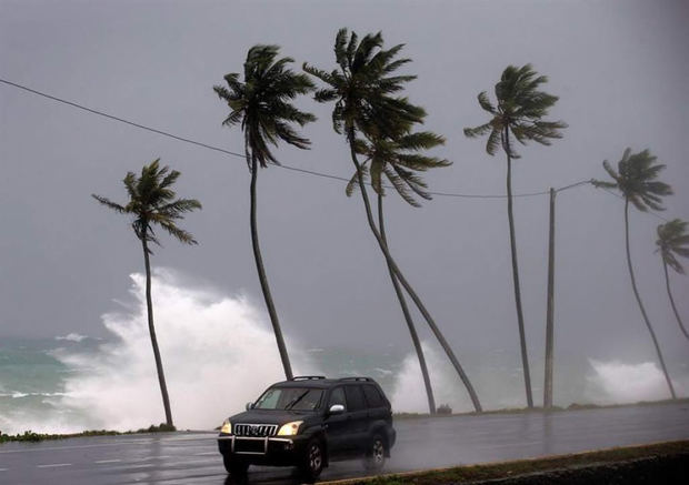 Tormenta tropical Dorian se aproxina a Puerto Rico