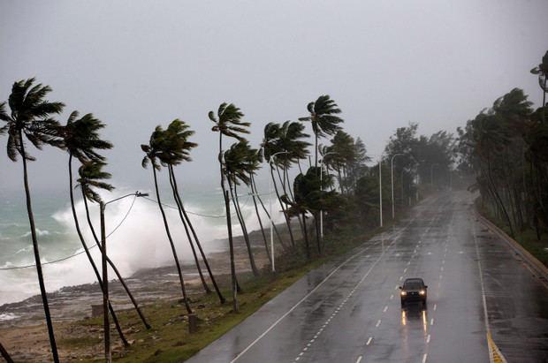 Dorian entra en el Caribe y se aproxima a Puerto Rico y República Dominicana