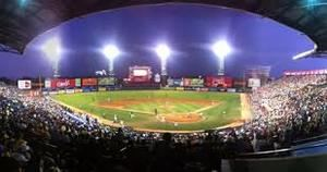Estadio Quisqueya.