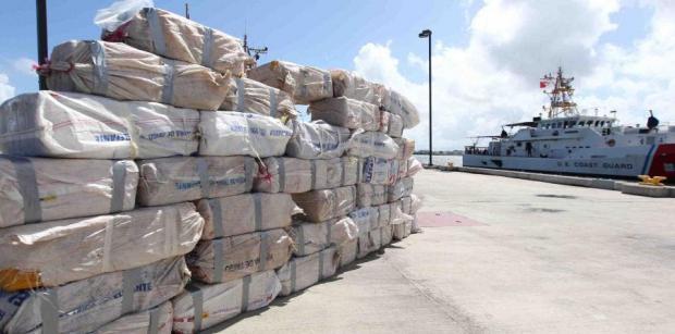Procuraduría incinera más de 1,099 kilogramos de diferentes tipos de drogas